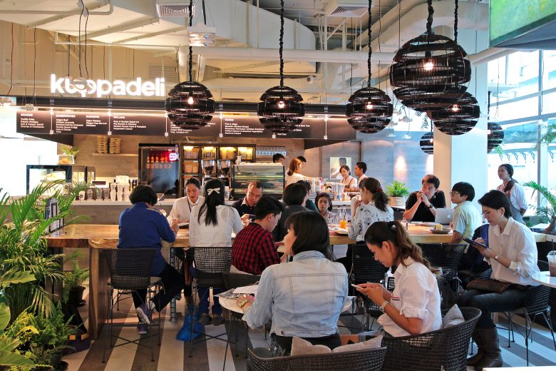 Best working spaces in Bangkok - Glowfish Offices
