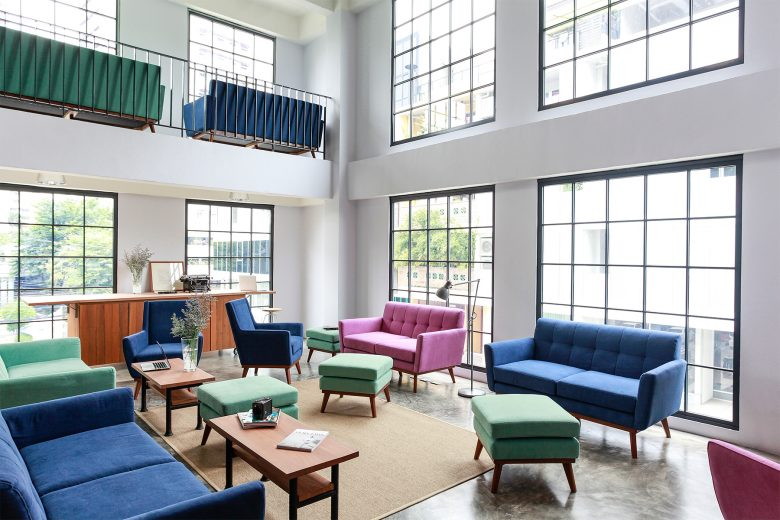 Best working spaces in Bangkok - The Hive