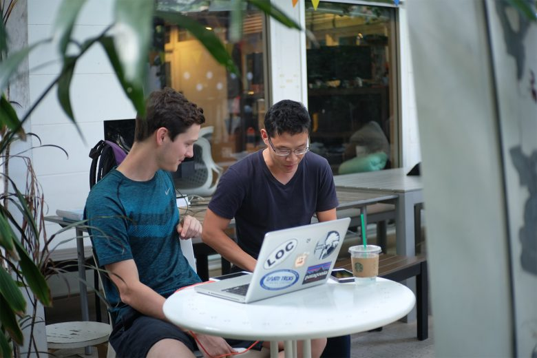 Best working spaces in Bangkok - The Hubba