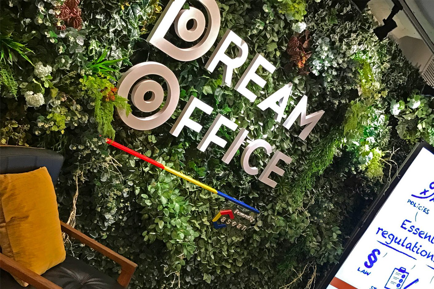 Analyzing eight Bangkok coworking spaces - Dream Office